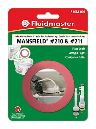 Fluidmaster 510M-001-P10 Mansfield Replacement Flush Valve Seal ()