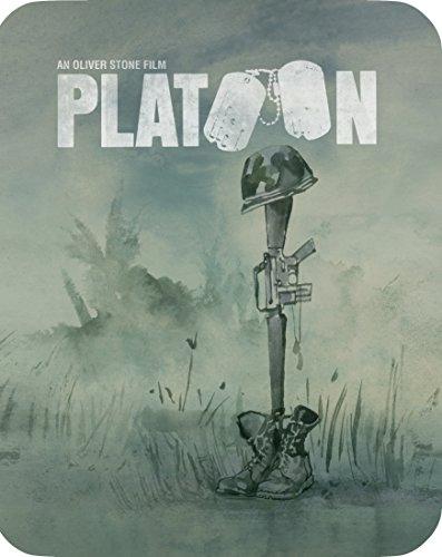 Platoon (Limited Edition Steelbook) BLU-RAY