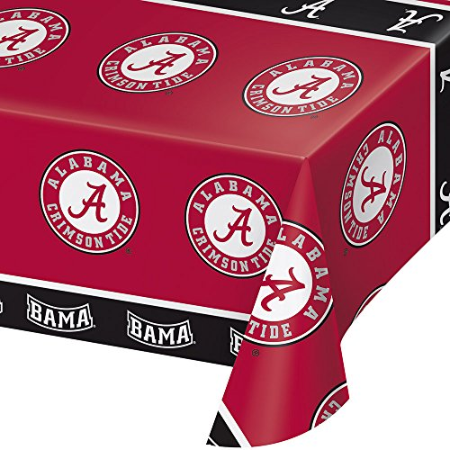 College Football Decorations - 2-ct University of Alabama Crimson Tide