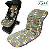 Baby Stroller Cushion Piddle Pad Infant Support for Car Seats