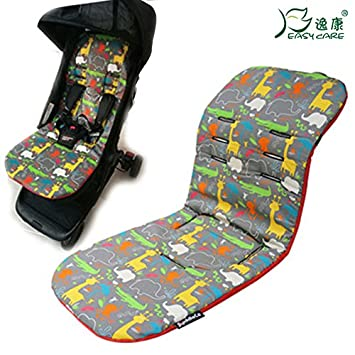 Amazon.com : Baby Stroller Cushion Piddle Pad Infant Support for Car ...