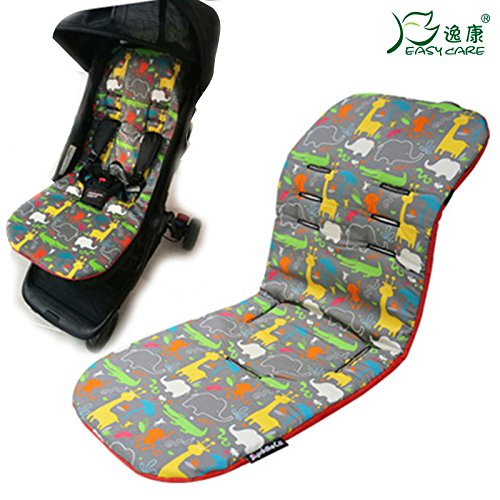 Baby Stroller Cushion Piddle Pad Infant Support for Car Seats by Easycare