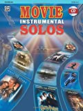 #10: Movie Instrumental Solos: Trombone, Book and CD (Level 2-3)