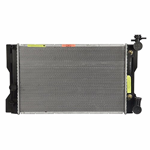 Toyota Corolla New Radiator - Klimoto Brand New Radiator For Corolla 09-11 Matrix 09-13 Vibe 09-10 2.4 L4