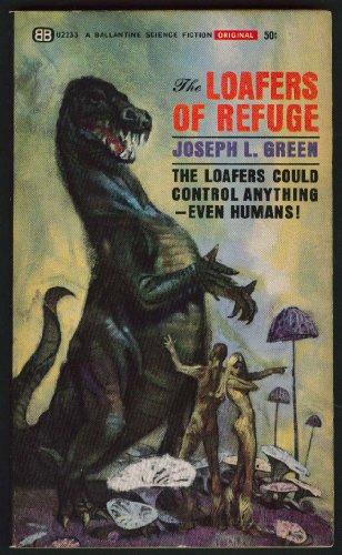 Joseph L Green: Loafers of Refuge PBO 1st ed 1965 sci-fi