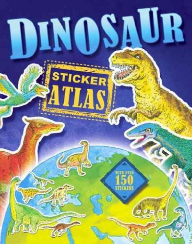 Dinosaur Sticker Atlas pdf