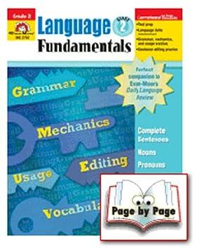 Workbook contraction worksheets for grade 3 : Amazon.com: Evan-moor Emc2752 Language Fundamentals Gr 2: Toys & Games