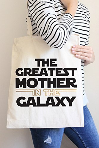 Cotton The Greatest Bag Bag Mother Bag the Galaxy Casual Tote Hand in Shopping pr0rqU
