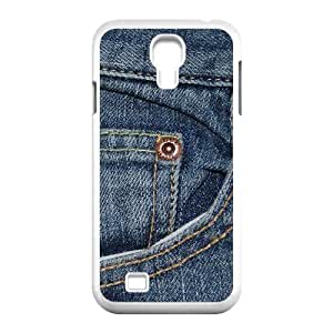 Denim ZLB563403 Personalized Phone Case for SamSung Galaxy S4 I9500, SamSung Galaxy S4 I9500 Case