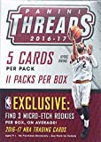 2016 - 2017 NBA Panini Threads Basketball Cards Blaster Pack BOX