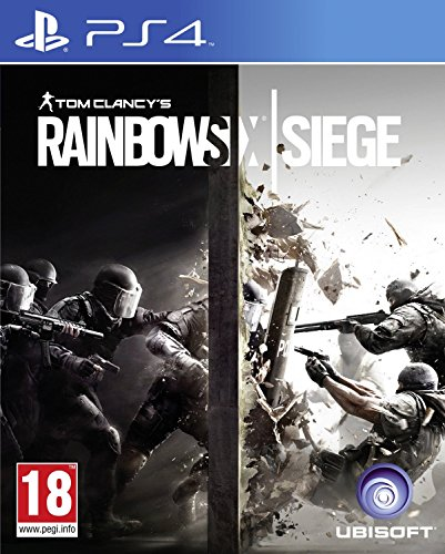 Video Games: Tom Clancy's Rainbow Six Siege for PS4 - 3