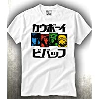 Cowboy Bebop Playera Anime Rott Wear
