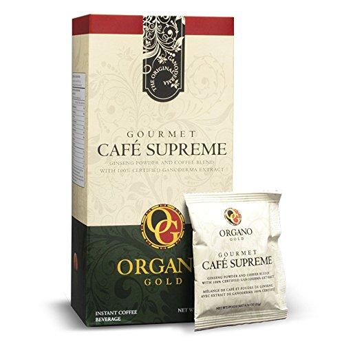 8 Box of Organo Gold Ganoderma Gourmet - Café Supreme(20 sachets) by Organo Gold (Image #1)