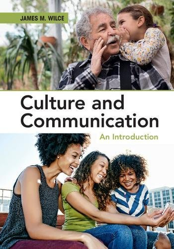 Culture and communication:an introduction