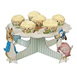 Meri Meri, Peter Rabbit & Friends Cupcake Stand, DIY Birthday, Party Decorations