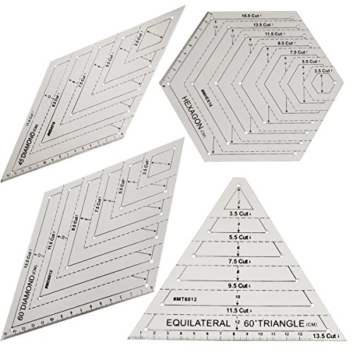 quilting rulers and templates - 3