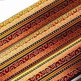 Chocolate Transfer Sheet: Bombay. 15 sheets per pack. Each sheet 16'' x 10''