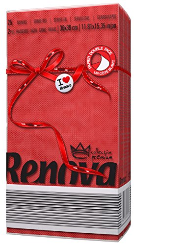 Renova-Servilletas-de-papel-Red-Label-Roja-Doblada-25-servilletas