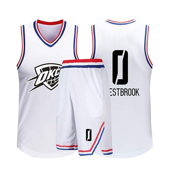 Es un Regalo para Houston Rockets Russell Westbrook NO.0 ...