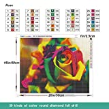SWEETHOMEDECO 5D Diamond Painting Full Drill