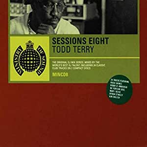 Ministry Of Sound Todd Terry Ministry Of Sound