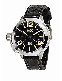 U-Boat Classico GMT 45 BK 8050