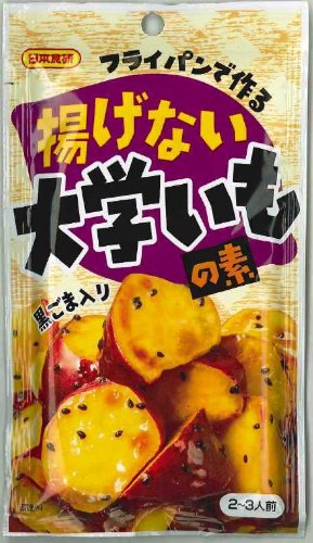 Nihonshokken 50gX9 bags elements of university potato that is not fried