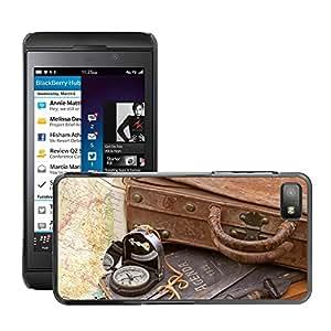 Print Motif Coque de protection Case Cover // V00002556 Viajes y aventura // BlackBerry Z10