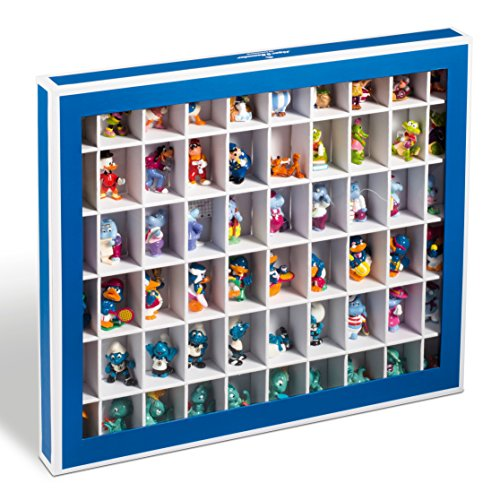 Sammelbox K 60 mit 60 Fächern, blau