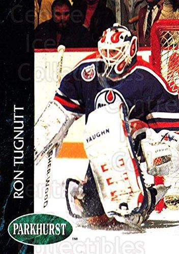 Amazon.com  (CI) Ron Tugnutt Hockey Card 1992-93 Parkhurst (base) 290 Ron  Tugnutt  Collectibles   Fine Art d8068b8c5