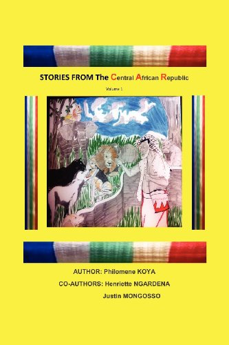 Book: Stories From The Central African Republic by Philomene Koya