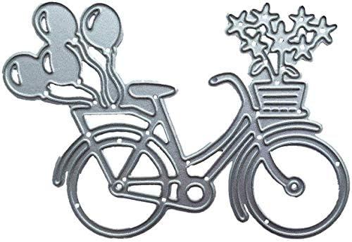 dfhdrtj Confianza Bicicleta Globo Bricolaje Corte Metal Troqueles ...