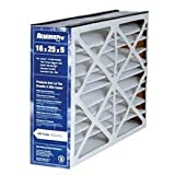 "Heating, Cooling & Air GeneralAire 5FM1625 - 16"" x 25"" x 5"" #4511 RESERVEPro MERV 10 Pleated Air Filter"