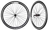 WTB Freedom Tunnel Top Road Wheelset with Continental Ultrasport Tire 700 x 23C