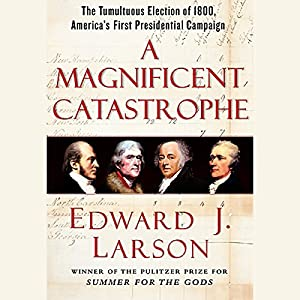 A Magnificent Catastrophe Audiobook