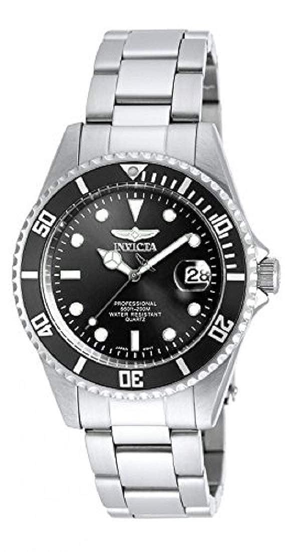 Invicta 8932OB Pro Diver Reloj Unisex acero inoxidable Cuarzo Esfera negro