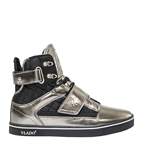 Metal Gun Men's Atlas VLADO Top M Microfiber Footwear II Sneaker High 6xqwFC
