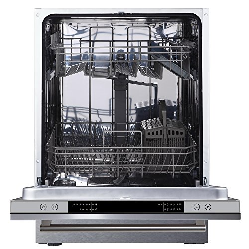 Cookology CBID600 Full Size Fully Integrated, Built-in Dishwasher | 60cm,...