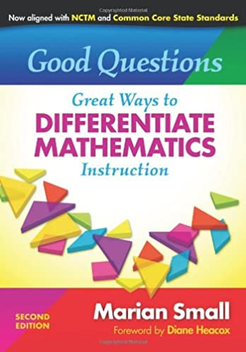 Differentiated Instruction Math Elementary How To And User Guide