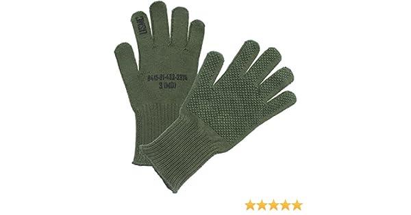 Amazon.com  Olive Drab Manzella Official USMC TS-40 Military Gunner Shooting  Gloves (X-Small)  Clothing 162558ece6f