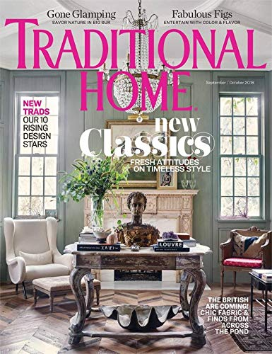Magazines : Traditional Home