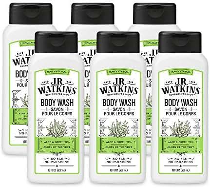 Body Washes & Gels: J.R. Watkins Daily Moisturizing