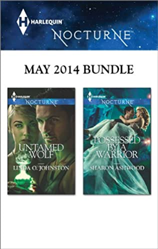 book cover of Harlequin Nocturne May 2014 Bundle