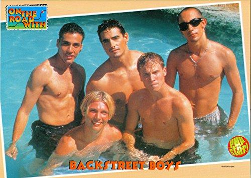 - Backstreet Boys - Howie D - Kevin Richardson - AJ Mclean - Nick Carter & Brian Littrell - Shirtless - 11