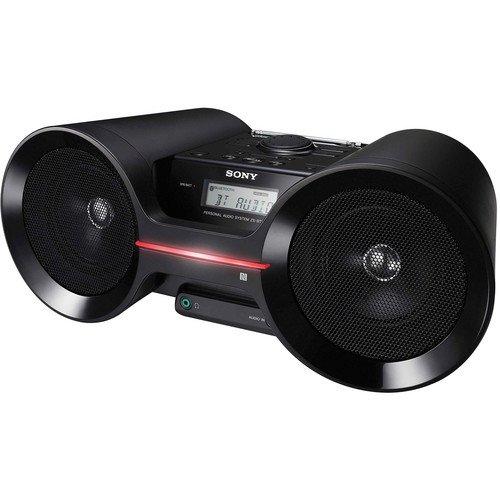 Sony Portable Bluetooth Wireless AM/FM Mega Bass Stereo Boom