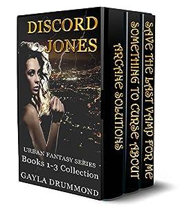 Discord Jones Urban Fantasy Series: Books 1-3 Collection by [Drummond, Gayla]