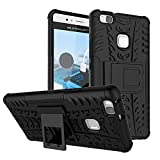 Helix Tough Hybrid Flip Kick Stand Spider for Honor 8 Smart