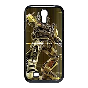 QSWHXN Customized Transformers Pattern Protective Case Cover Skin for Samsung Galaxy S4 I9500