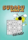 SUDOKU BOOKS #2: SUDOKU EASY FOR BEGINNERS WITH SOLUTIONS