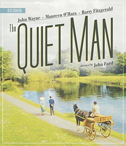 - Quiet Man [Olive Signature Blu-ray]